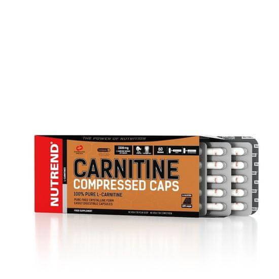 Nutrend Carnitine Compressed 120kapsúl