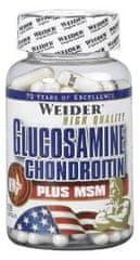 Weider Glucosamine Chondroitin + MSM 120kapsúl