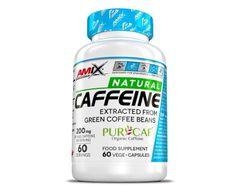 Amix Nutrition Natural Caffeine PurCaf 60kapslí
