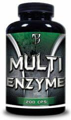 Bodyflex Fitness Multi Enzyme 200kapslí