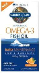 Garden of Life Minami Nutrition Omega-3 EPA-DHA 60 tobolek