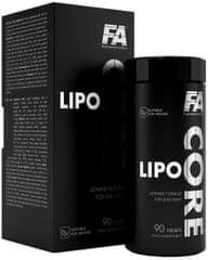 Fitness Authority Lipo Core 90kapsúl