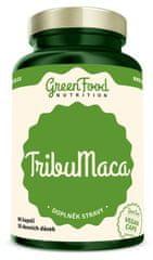 GreenFood TribuMaca 90 kapslí