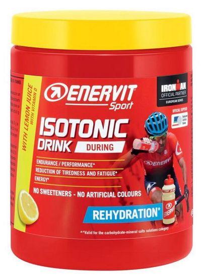 Enervit Isotonic Drink (G Sport) 420g citron
