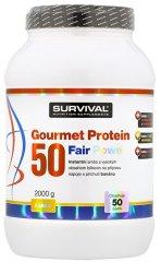 Survival Gourmet Protein 50 Fair Power 2000g