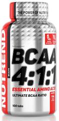 Nutrend BCAA 4:1:1 100tablet