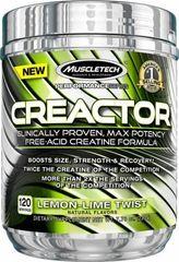 MuscleTech Creactor 120dávok