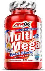 Amix Nutrition Multi Mega Stack 120tablet