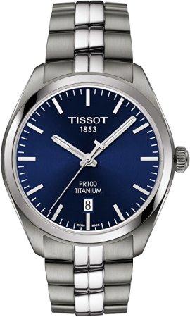 Tissot T-Classic Titanium PR T101.410.44.041.00