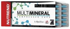 Nutrend Multimineral Compressed Caps 60kapslí