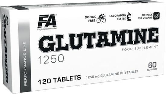 Fitness Authority Glutamine 1250120tabliet