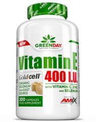 Amix Nutrition Vitamín E 400 I.U. Life + 200kapsúl