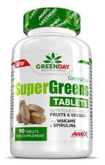 Amix Nutrition SuperGreens Tablets 90 tabliet