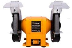 Hoteche Stolná dvojkotúčová brúska 200 mm - HTP805435 | Hoteche