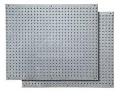 AHProfi Sada 2 ks kovových dierovaných dosiek SQUARE - ZS001418 | AHProfi