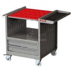 Shuter Dielenský vozík na náradie k CNC | Shuter
