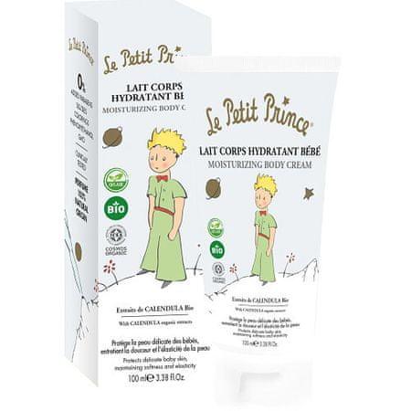 Le Petit Prince Nawilżający krem do ciała Dzieci z wyciągiem z nagietka (Moisturizing Body With) Cream (Moisturizing