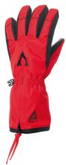 Matt 3211 Doo Wp Zipper dječje skijaške rukavice, crvene