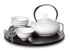 Cha Cult porcelánový čajový set Elea