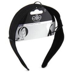 Elite Models Čelenka do vlasů , černá