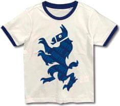Global Brands Dětské tričko Fortnite bavlna bílé Velikost: 140 (10 let)