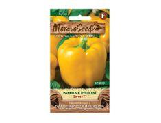 MORAVOSEED Paprika zeleninová k rychlení GARNET F1 žlutá