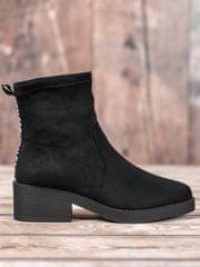 Stylomat Nazouvací kotníkové boty fashion
