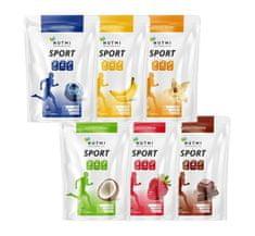 Nutmi Sport - Mix - 6 příchutí | 24 porcí