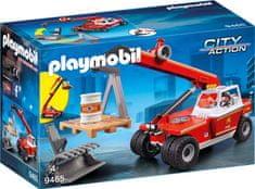Playmobil gasilski žerjav (9465)