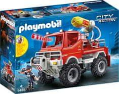 Playmobil gasilski tovornjak (9466)