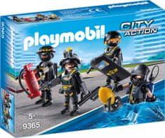 Playmobil ekipa taktične enote (9365)