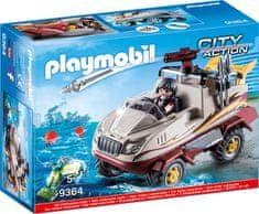 Playmobil amfibijski tovornjak (9364)