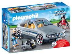 Playmobil tajni avto taktične enote (9361)