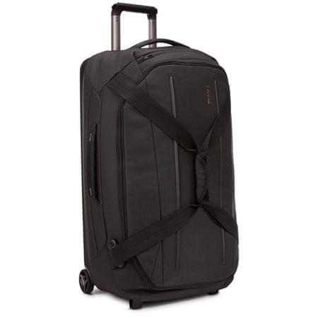 """Thule Crossover 2 Wheeled Duffel 76 CM/30"""" C2WD-30 potovalna torba, črna"""