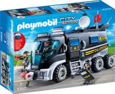 Playmobil tovornjak taktične enote (9360)