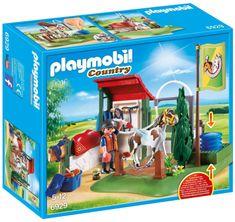 Playmobil Postaja za nego konjev (6929)