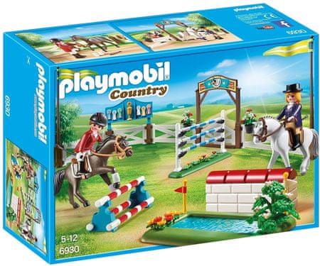 Playmobil predstava s konji (6930)