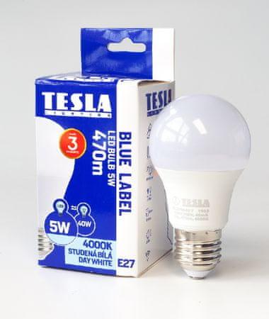 TESLA LED žarnica BL270540-PACK2, 2 kosa