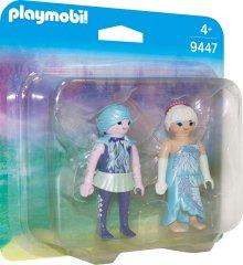 Playmobil zimske vile z elegantnimi prosojnimi krili (9447)