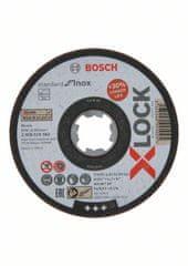 BOSCH Professional X-Lock rezalna plošča za Inow, 115 x 1,6 mm T41, ravna (2608619362)
