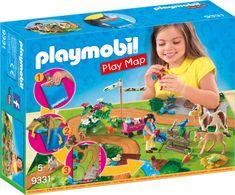 Playmobil sprehod s poniji igralna podloga (9331)