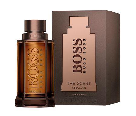 Hugo Boss Scent Absolute parfumska voda, 50 ml
