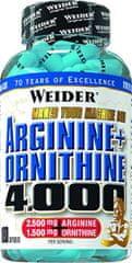 Weider Arginine + Ortnithine 4000 180kapslí