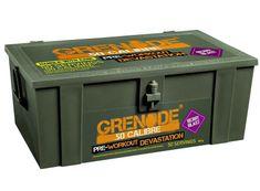 Grenade .50Calibre 580g