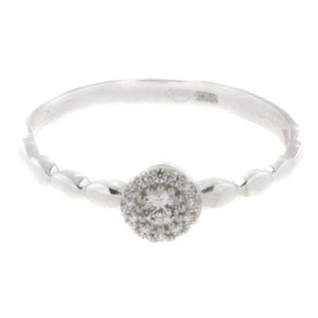 Amiatex Arany gyűrű 54596, 56, 1.5 G