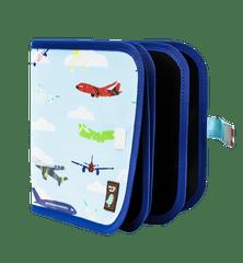 Jaq Jaq Bird Kreslicí knížka s křídami JAQ JAQ BIRD letadla