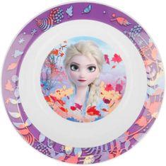 Stor Hluboký talíř Frozen 2 / miska Frozen 2 16cm