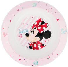 Stor Hluboký talíř Minnie / miska Minnie Electric 16cm