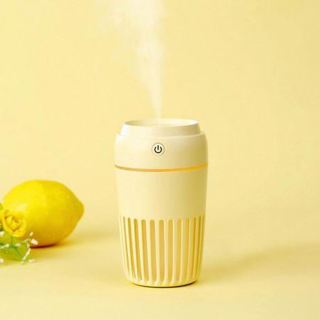 Platinet PMAH vlažilec zraka z LED osvetlitvijo, rumen