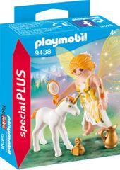 Playmobil sončna vila s samorogom (9438)